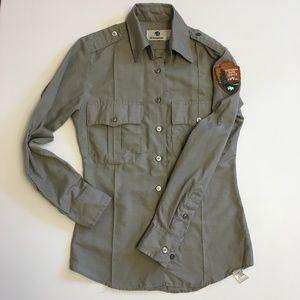 National Park Service Uniform shirt XS